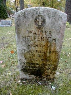 Walter Helferich