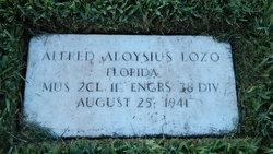 Alfred Aloysius Lozo