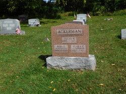 Clara C <I>Neeman</I> Ackerman