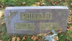 """Josiah McArthur """"Joe"""" Shepard"""