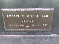 """Robert Eugene """"Bob"""" Keller Sr."""
