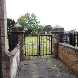 Annan Old Burial Ground (Town Hall)