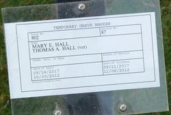 Thomas Alvin Hall