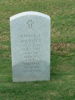 Emma L Warner