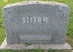 """Alma Wilhelmina """"Aiti"""" Hill"""