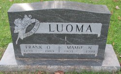 Frank O Luoma