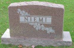 William Isaac Niemi
