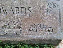 Elizabeth Annie <I>Mansfield</I> Edwards