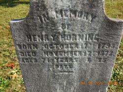 Henry Horning