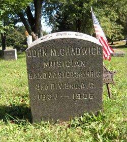 John M Chadwick
