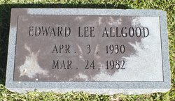 Edward Lee Allgood