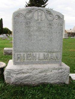 Frederick Riehlman