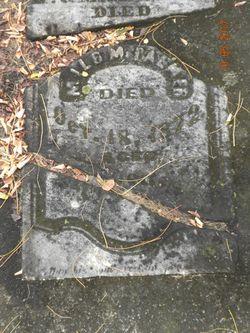 Milo M Baemer Unknown 1872 Find A Grave Memorial