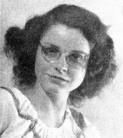"Edith Ashton ""Ede"" <I>March</I> Prendergast"