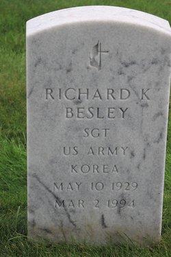 Richard K Besley