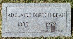 Adelaide Wingfield <I>Dortch</I> Bean