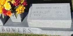 Dorothy Sue <I>Hale</I> Bowers