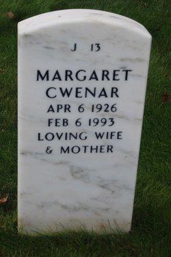 Margaret Cwenar
