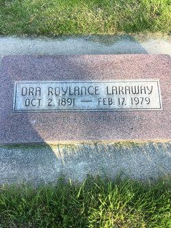 Ora <I>Roylance</I> Laraway