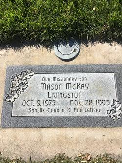 Mason Mckay Livingston