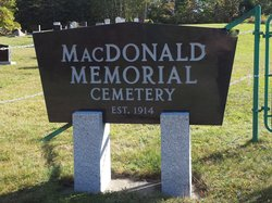 MacDonald Memorial Cemetery