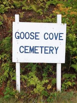 Goose Cove cemetery