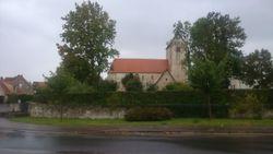Evangelische Kirche St. Wenzel, Lettin