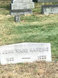 John Ward Harding