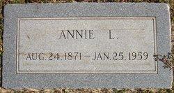 Annie L. Needham