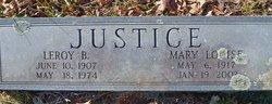 Leroy Benjamin Justice