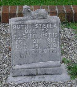 Ruth Stella Justus