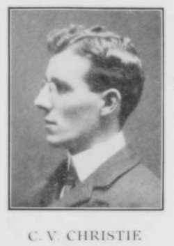 Clarence Victor Christie
