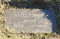 Hazel Pearl <I>Ackerman</I> Shenk