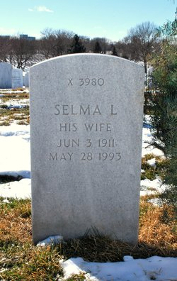 Selma L Ahlberg
