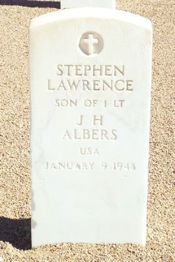Stephen Lawrence Albers