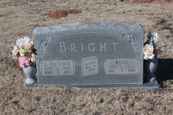 Ruby <I>Hagin</I> Bright