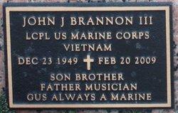 John J. Brannon, III