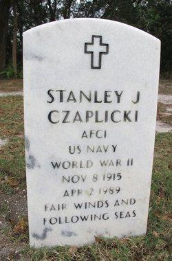 Stanley Joseph Czaplicki