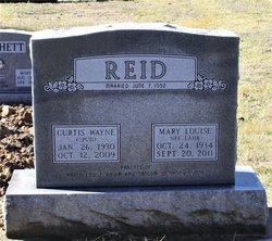 Mary Louise <I>Lahr</I> Reid
