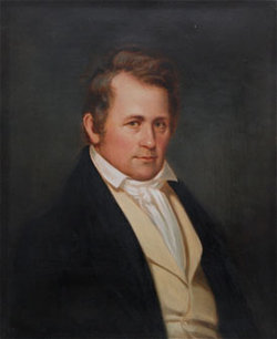 Samuel Van Dyke Stout