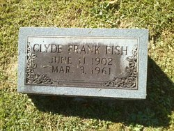 Clyde Frank Fish