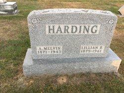 Lillian Barbara <I>Keeler</I> Harding