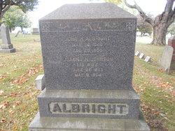 John Henry Albright