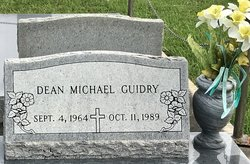 Dean Michael Guidry