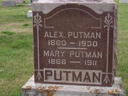 Mary Elizabeth <I>King</I> Putman