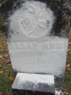Sarah Anne <I>Giebner</I> Rockwell