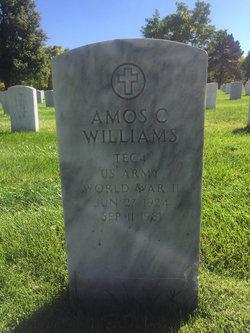 Amos C. Williams