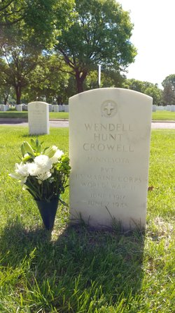Wendell Hunt Crowell