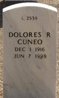 Dolores R Cuneo