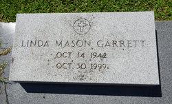 Linda Jo <I>Mason</I> Garrett